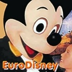 Eurovíkend v Disneylandu